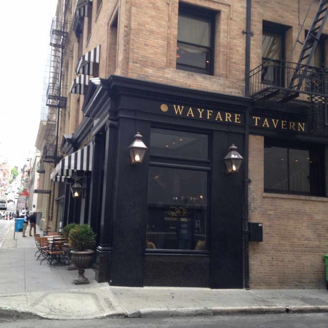 Wayfare Tavern | © Richard Aradundi