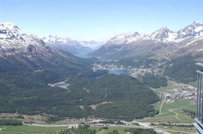 HOT SPOT: St Moritz, Switzerland