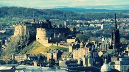 Take A Literary Tour Of Edinburgh