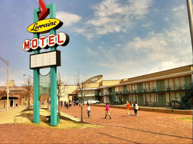 From Motel To Museum The National Civil Rights Museum In