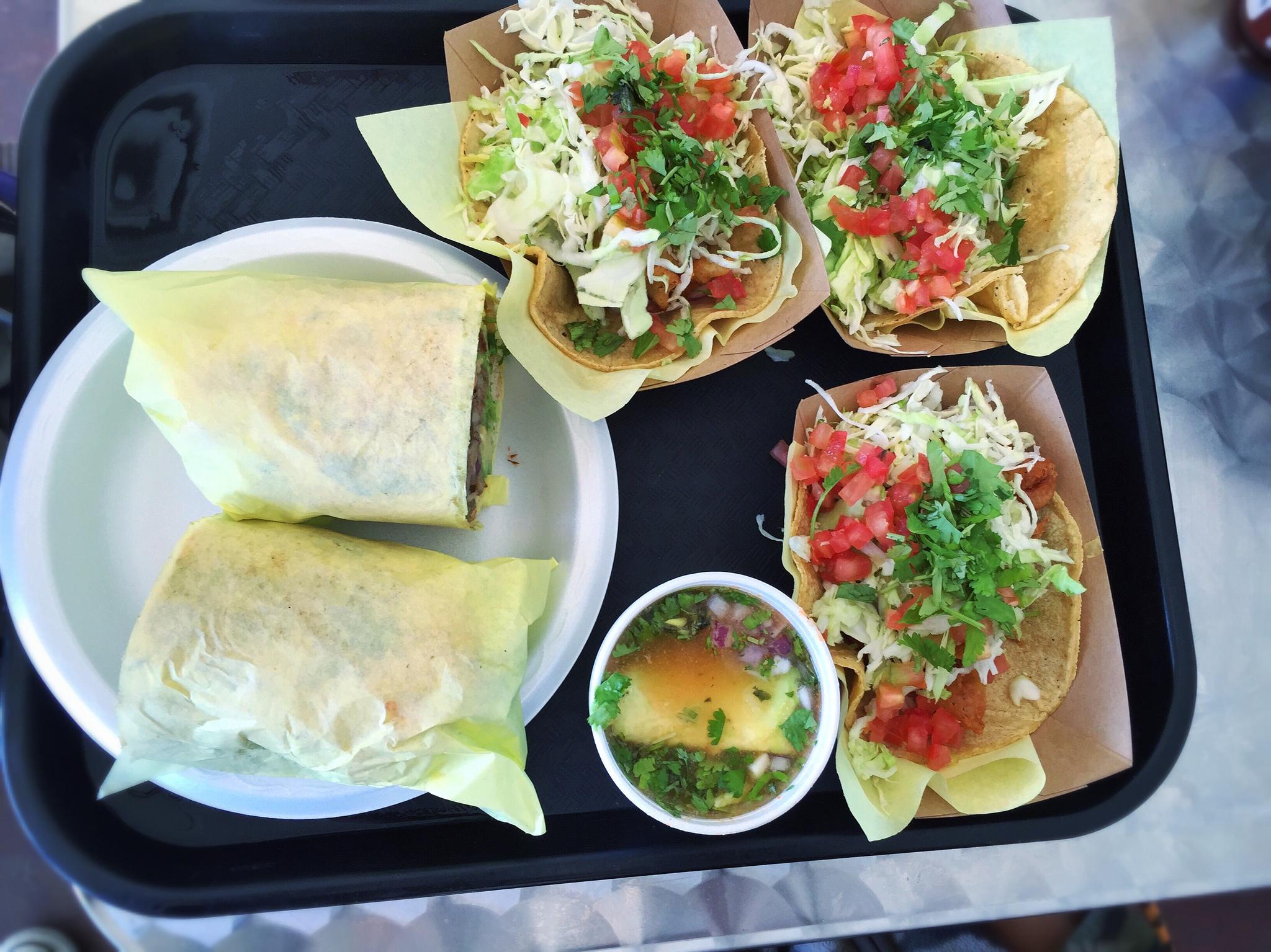 The top 10 restaurants in san diego california for Oscars fish tacos san diego