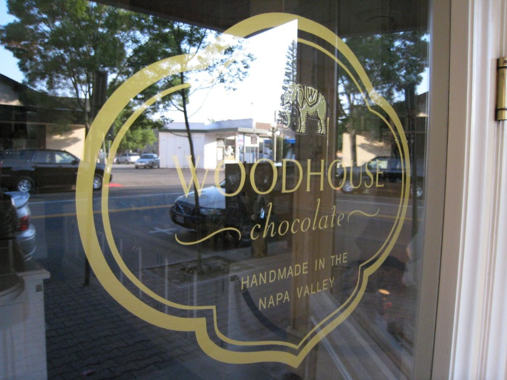 Woodhouse Chocolate, St. Helena © Neeta Lind
