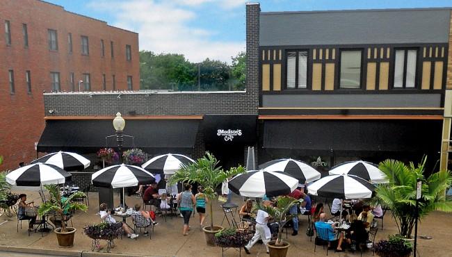 Madison Cafe Jefferson City Missouri
