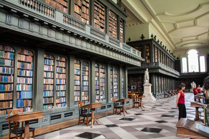 The 9 Most Beautiful Libraries In The United Kingdom