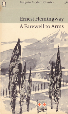 ernest hemingways war experience in his novel a farewell to arms Set in the waning days of the first world war a farewell to arms (1929) is the epic love story of american ambulance driver frederic henry and british va d catherine barkley, who are drawn together yet torn apart by the tides of wardrawing on his experiences as an ambulance driver in the.