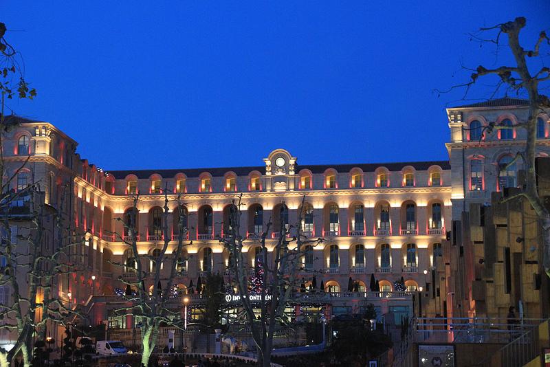 Brunch Intercontinental Marseille Hotel Dieu