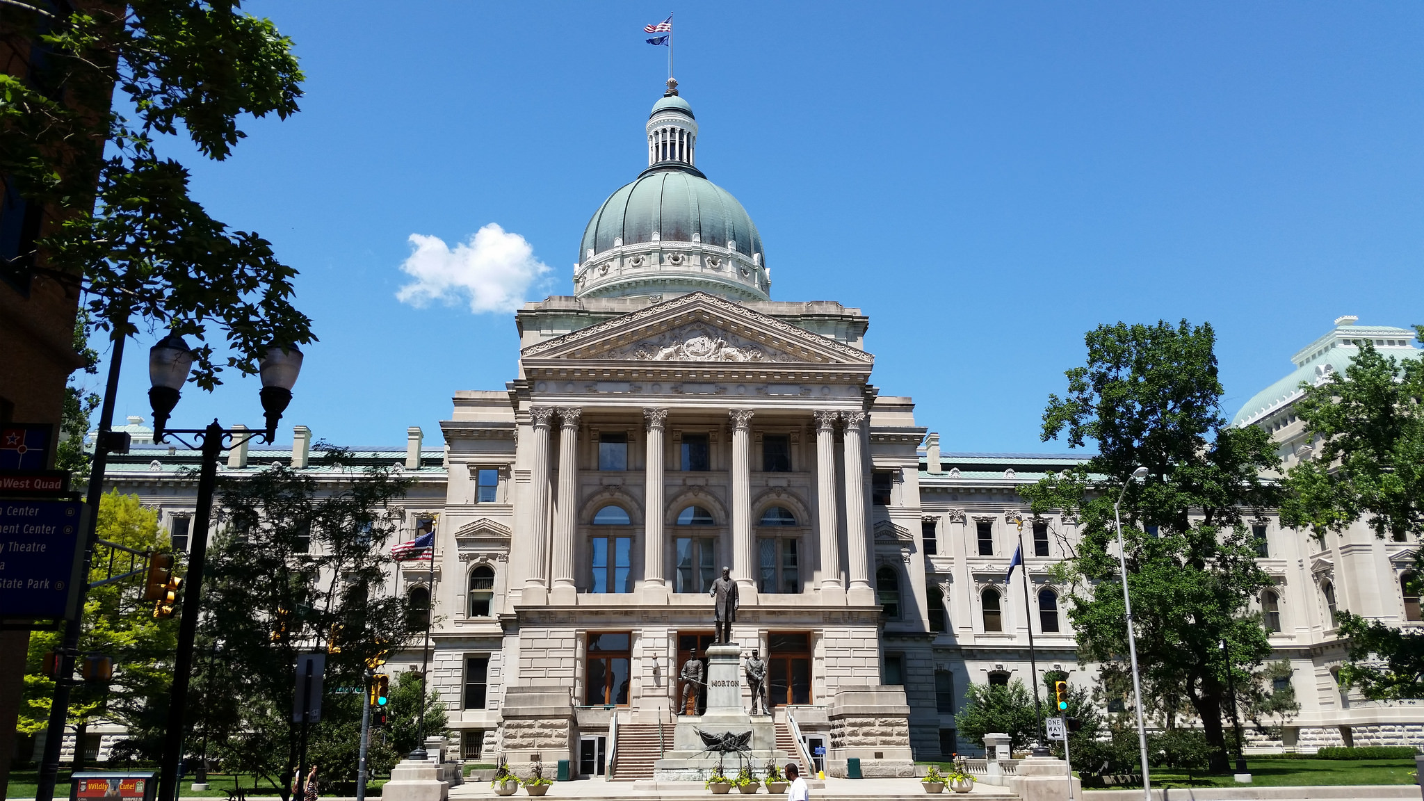 Indiana State Capitol Building Hours
