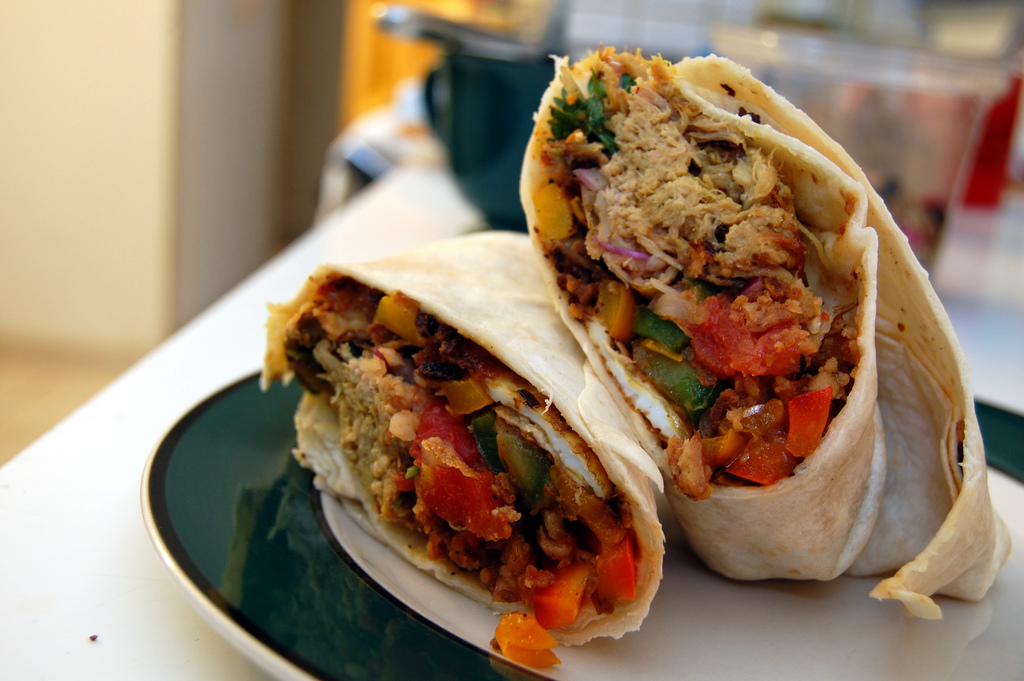 Breakfast Burrito © stu_spivack/Flickr