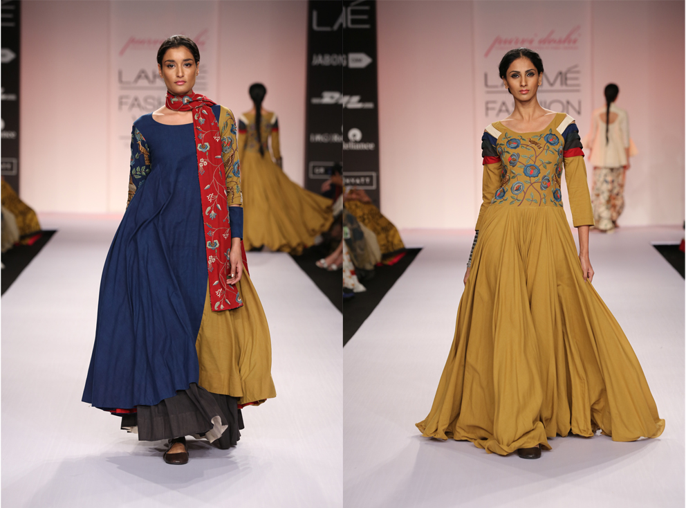 Designs By Purvi Doshi Courtesy Of