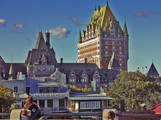 A guide to the 10 best hotels in qu bec city for Hotels quebec