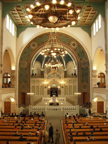 Rykestrasse Synagogue |© Mazbln/WikiCommons