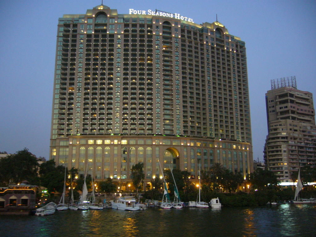 Best Hotels In Cairo