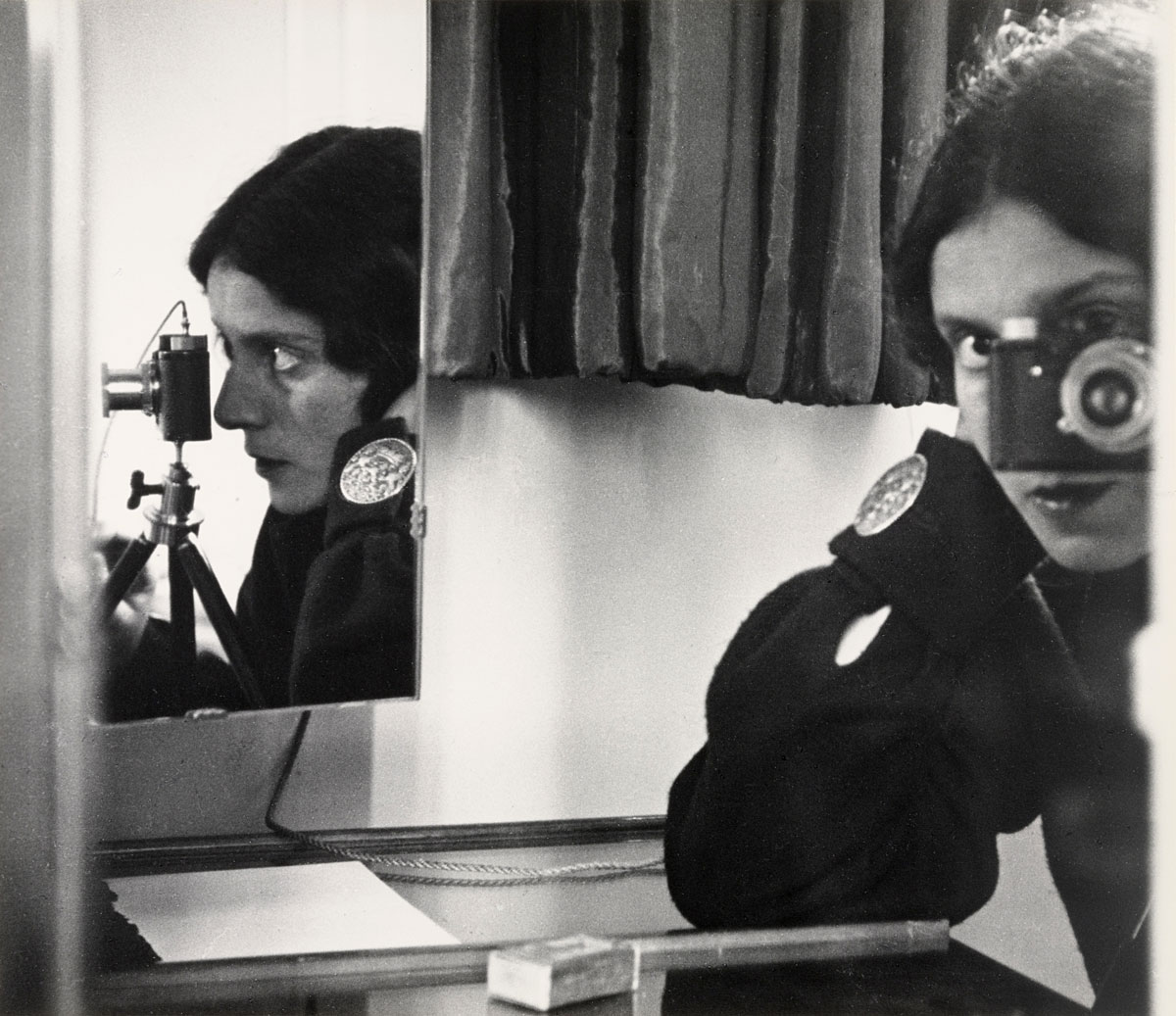 Self-portrait by Ilse Bing| © cea +/Flickr