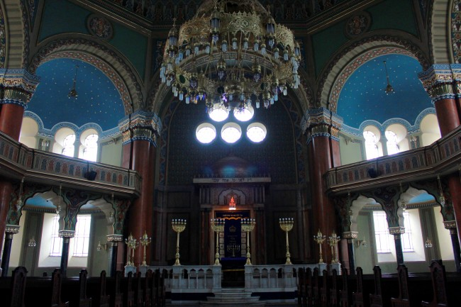 The Sofia Synagogue |© Rachel Titiriga/Flickr