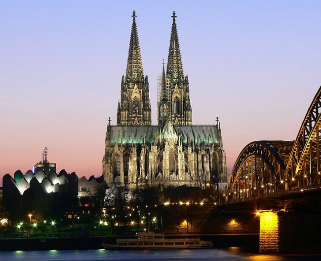 Cathedral in Cologne | © ger1axg/WikiCommons