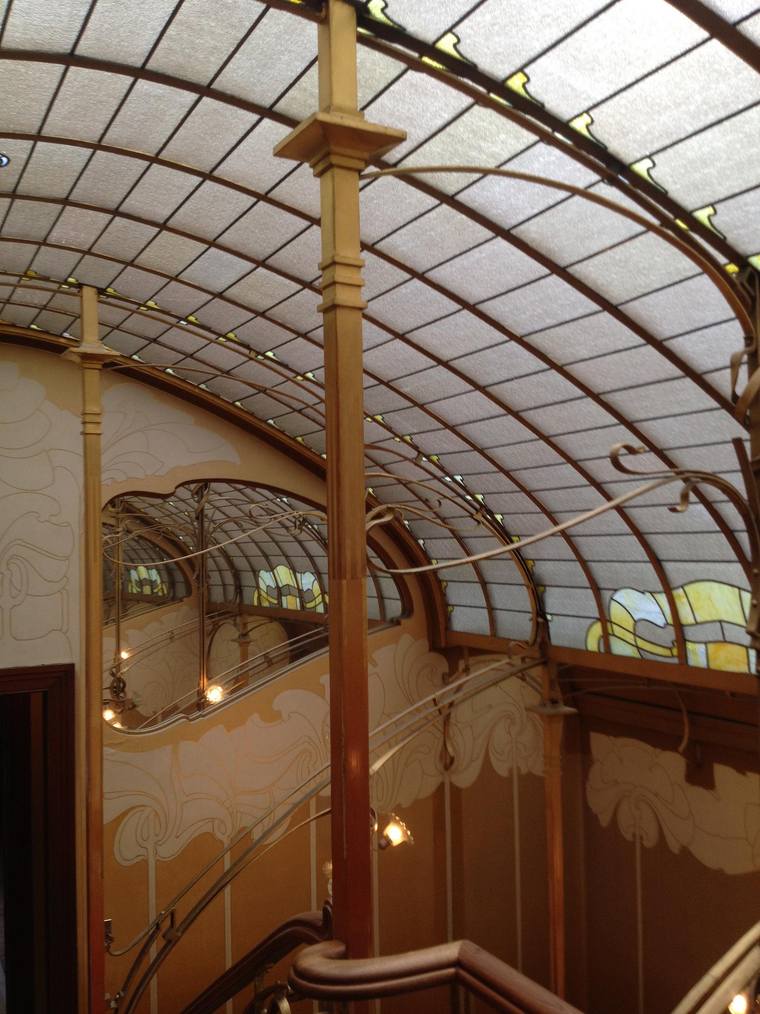 Horta Museum: Art Nouveau Artistry In Brussels