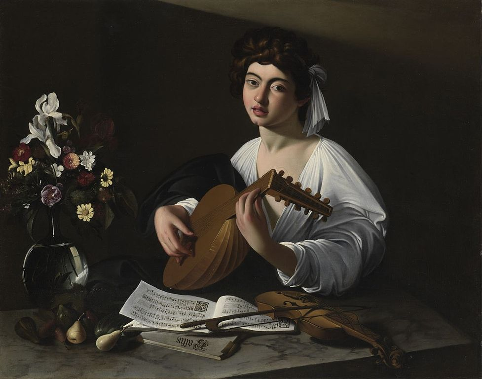 16 Beautiful Paintings By Caravaggio You Haven T Seen Before