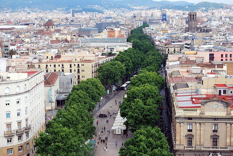 The best restaurants in las ramblas barcelona for Ramblas barcellona