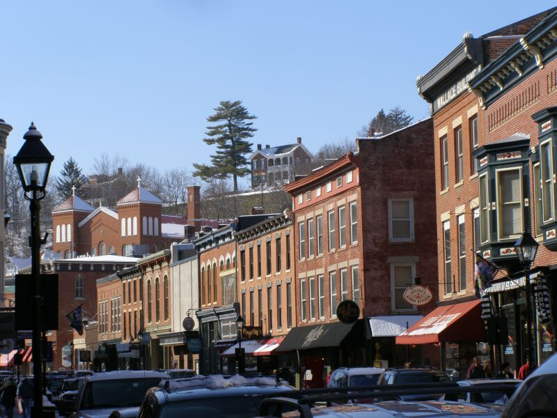 Top 10 Things To Do And See In Galena Illinois