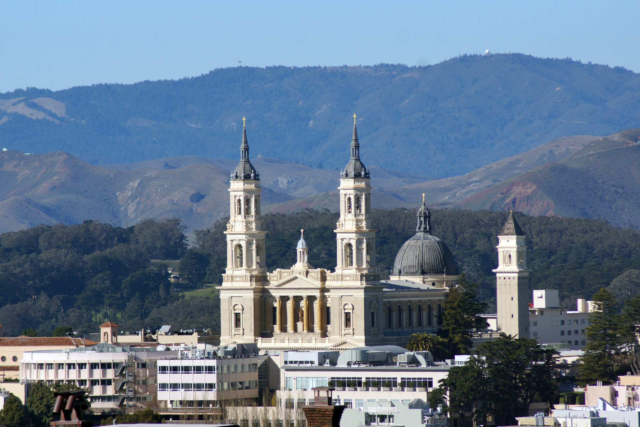 San Francisco S Most Beautiful Cathedrals And Churches