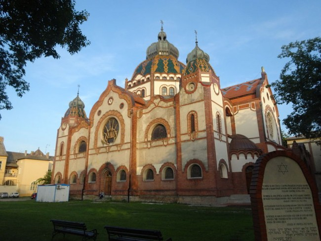 Subotica Synagogue | © Mickey Mystique/WIkiCommons