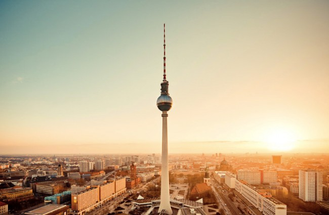 Berlin-Skyline (Mitte) | © Butz.2013/Flickr