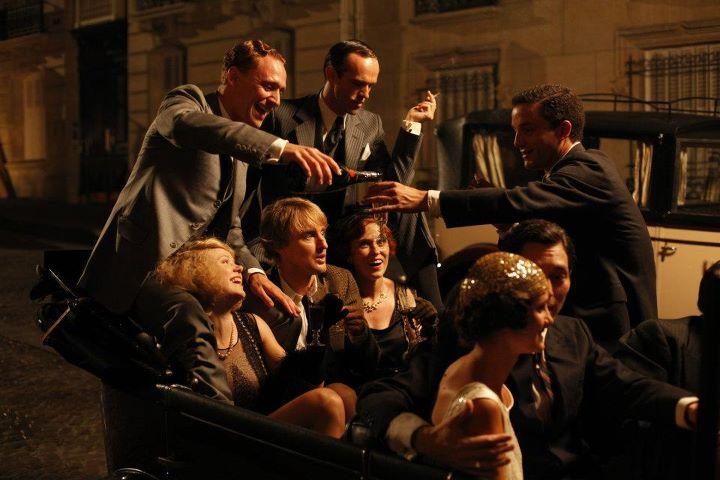 Midnight In Paris Besetzung
