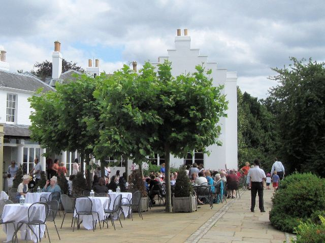 Pembroke Lodge Tea Rooms