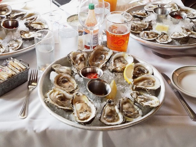 Oysters in New Orleans | © Owen Young/Flickr