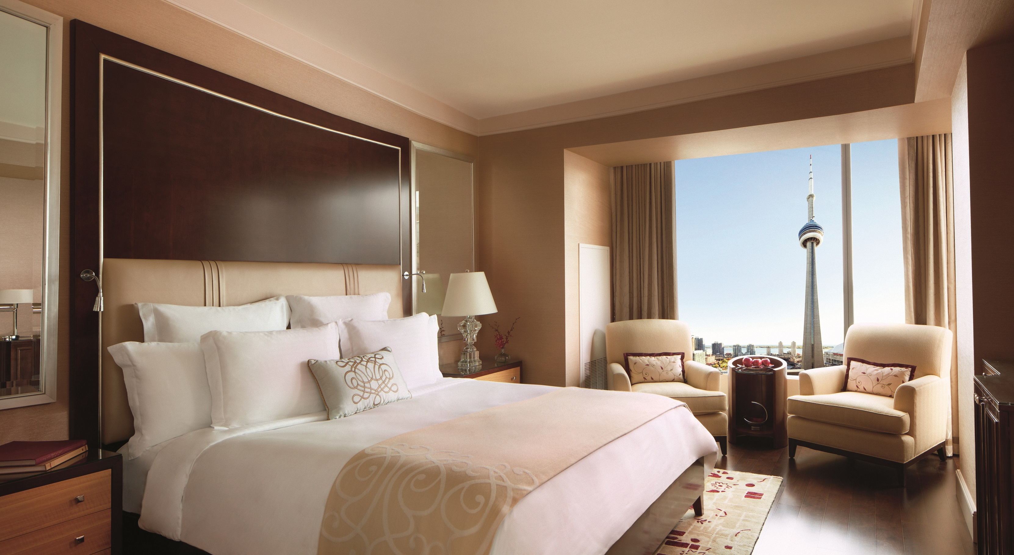 Ritz Carlton Toronto Rooms