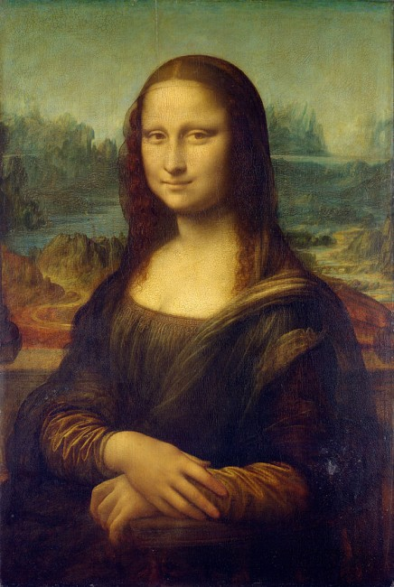 There's something peculiar about the Mona Lisa besides her smile | © Leonardo Da Vinci/WikimediaCommons
