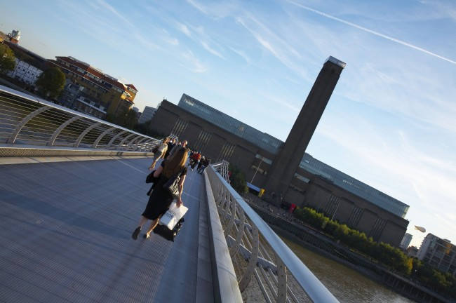 Tate Modern, London | Courtesy Visit London