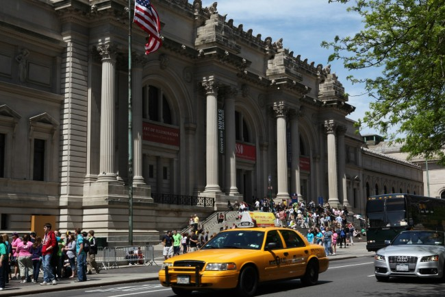 Metropolitan Museum of Art, New York City | © NYC & Company/Marley White