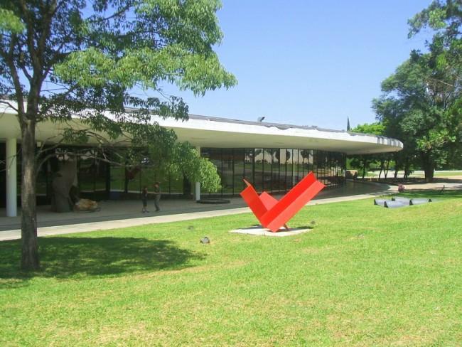 Museu de Arte Moderna, São Paulo | © Dornicke/WikiCommons