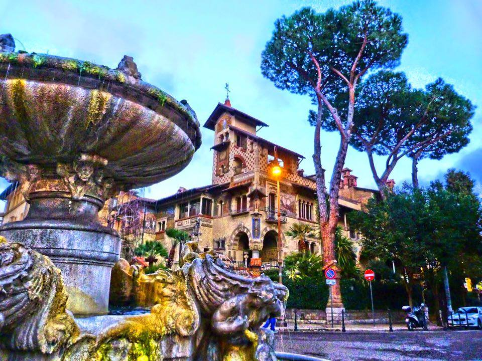 Beautiful Examples Of Liberty Architecture In Rome
