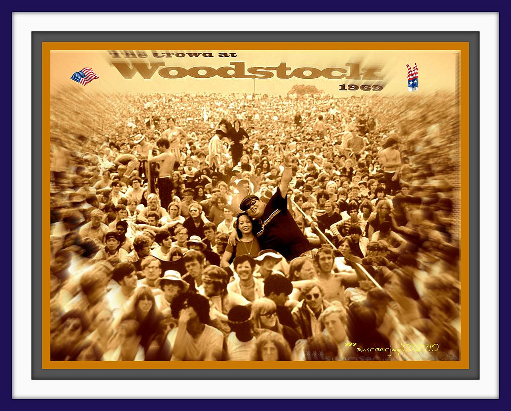 a history of the music festival woodstock A look back at the woodstock music festival, which happened 46 years ago today.