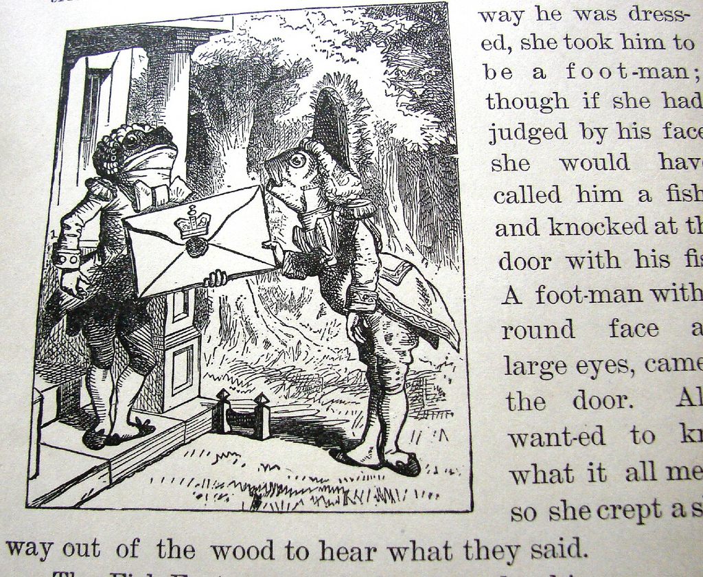 15 Things You May Not Know About Alice In Wonderland