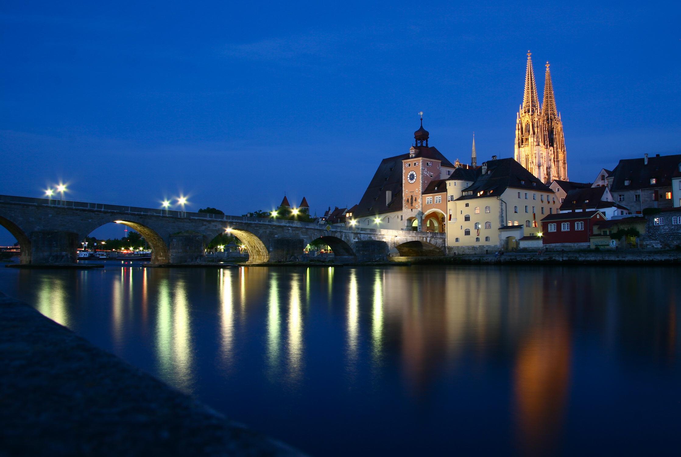 Brücke Regensburg