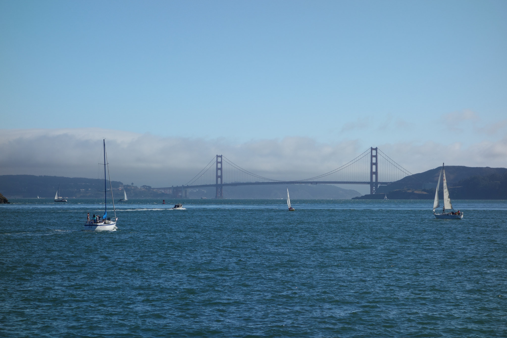 The Top Seven Scenic Sf And Marin Cycling Spots