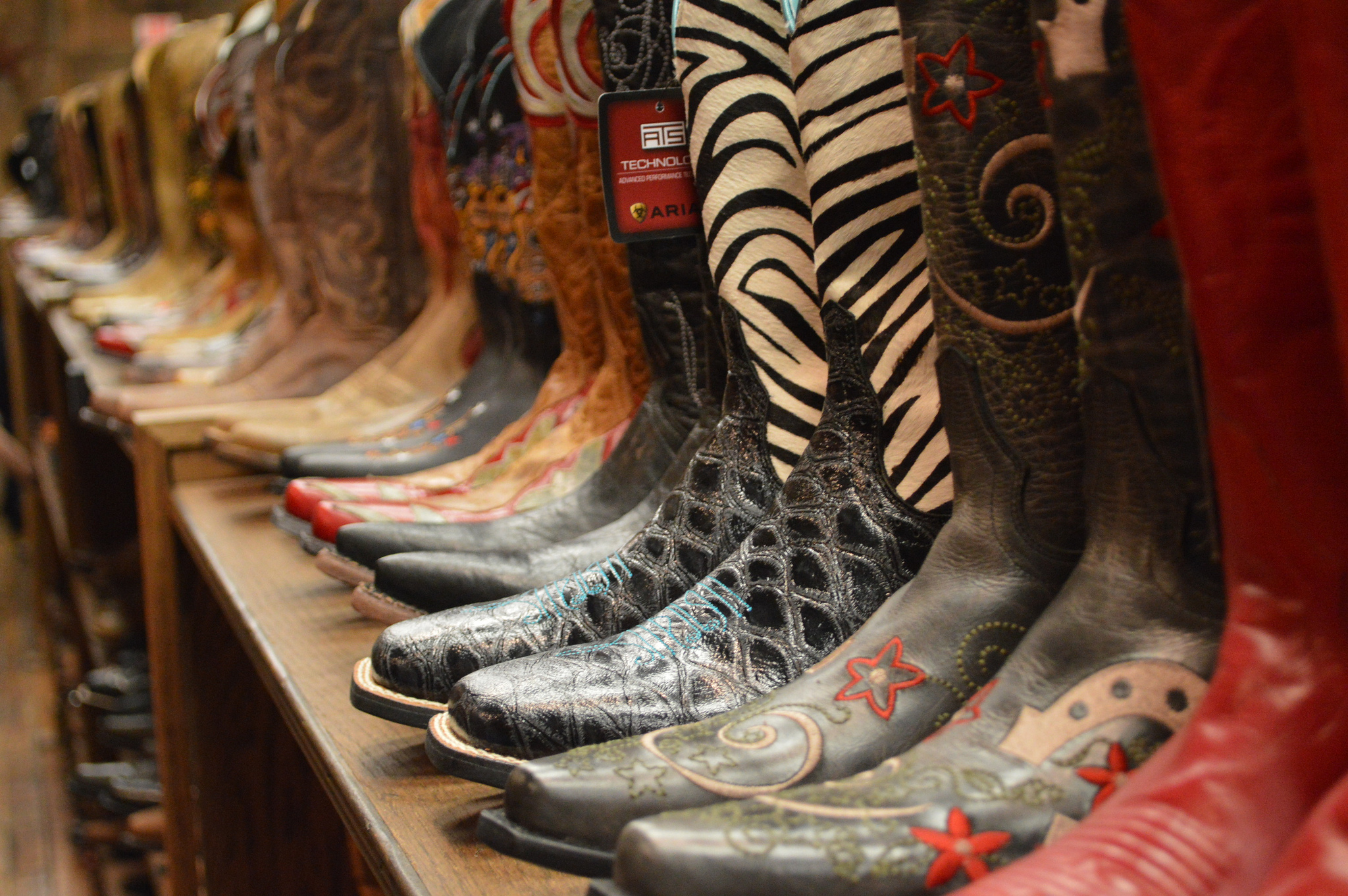Top 5 Places To Find Cowboy Boots