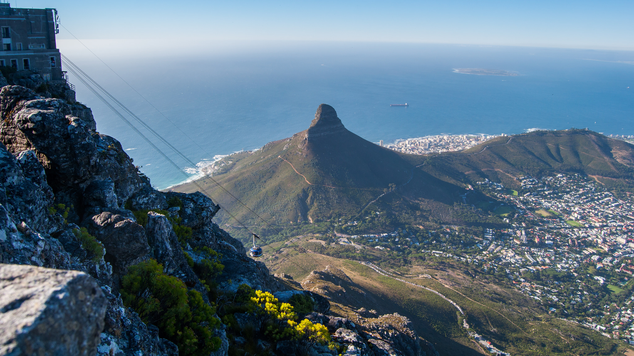 The top 10 highlights of table mountain national park for Table mountain