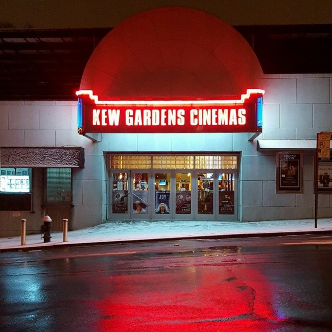 8 Unique Movie Theaters In New York City