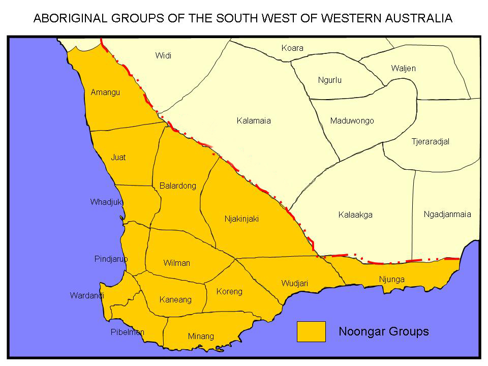 An introduction to the country of australia