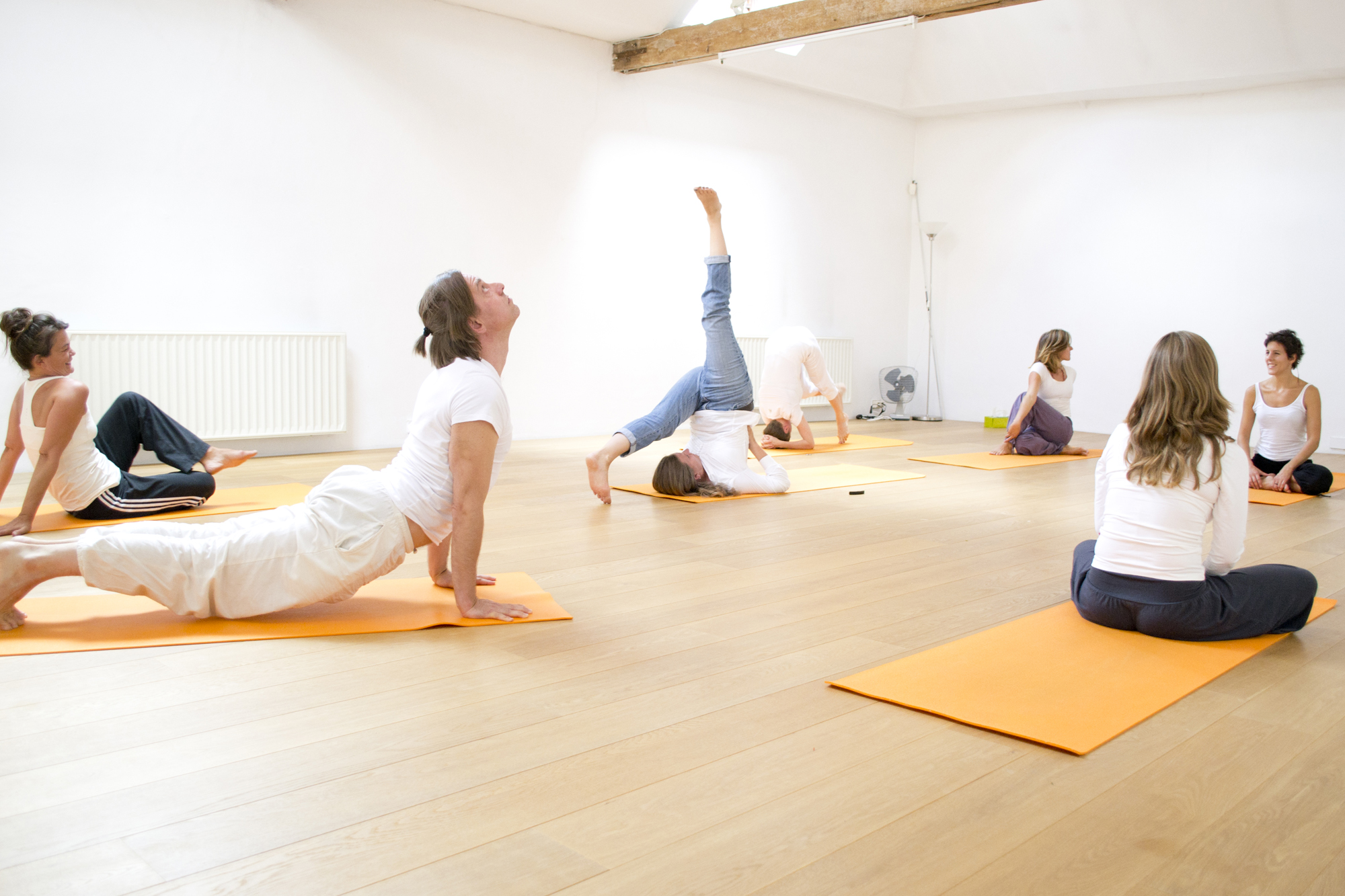 The Best Yoga Classes Amp Studios In Brussels