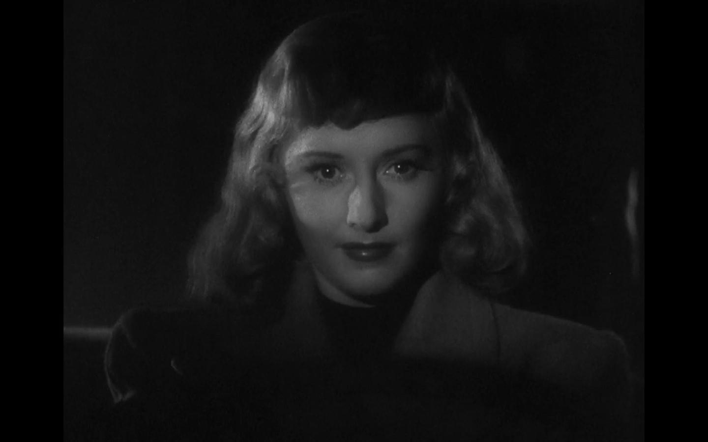 Cinema Connection--Winter Fashion 1940s Style a la DOUBLE