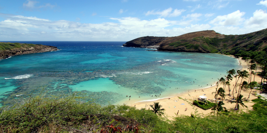 The 10 best beaches in america for Nice beaches in usa