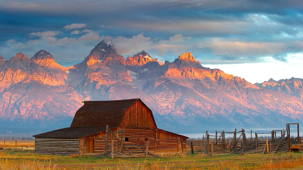 The most stunning mountain towns in america for Towns near jackson hole wyoming