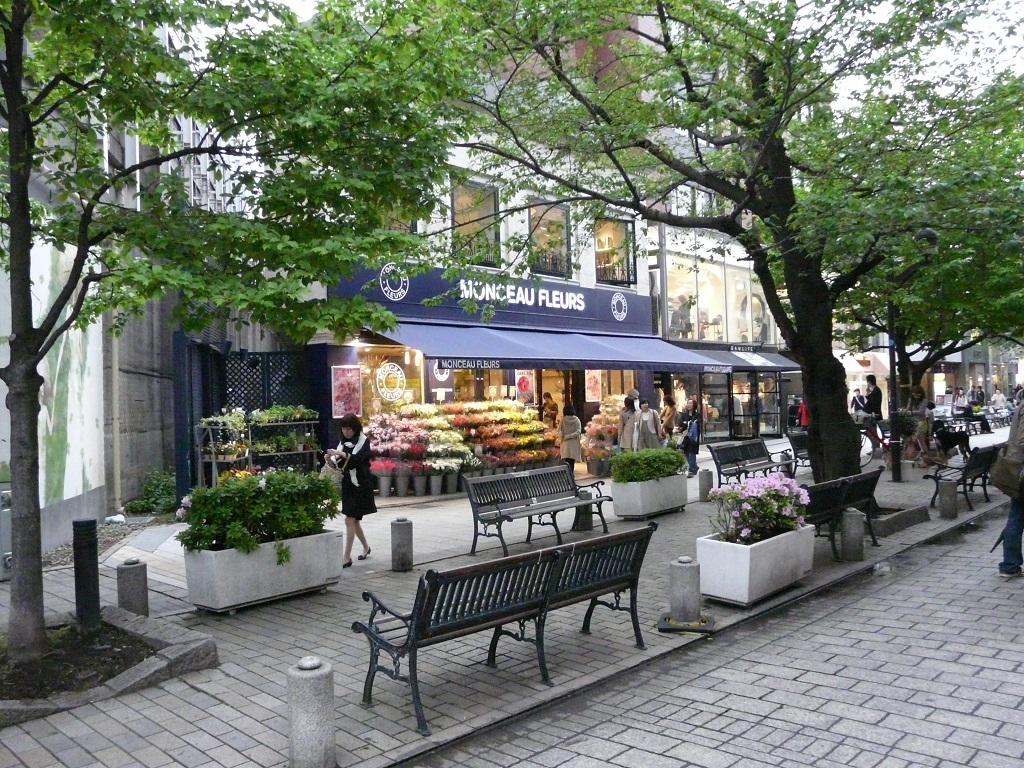 A Tour Of Tokyo's Trendiest Neighborhoods