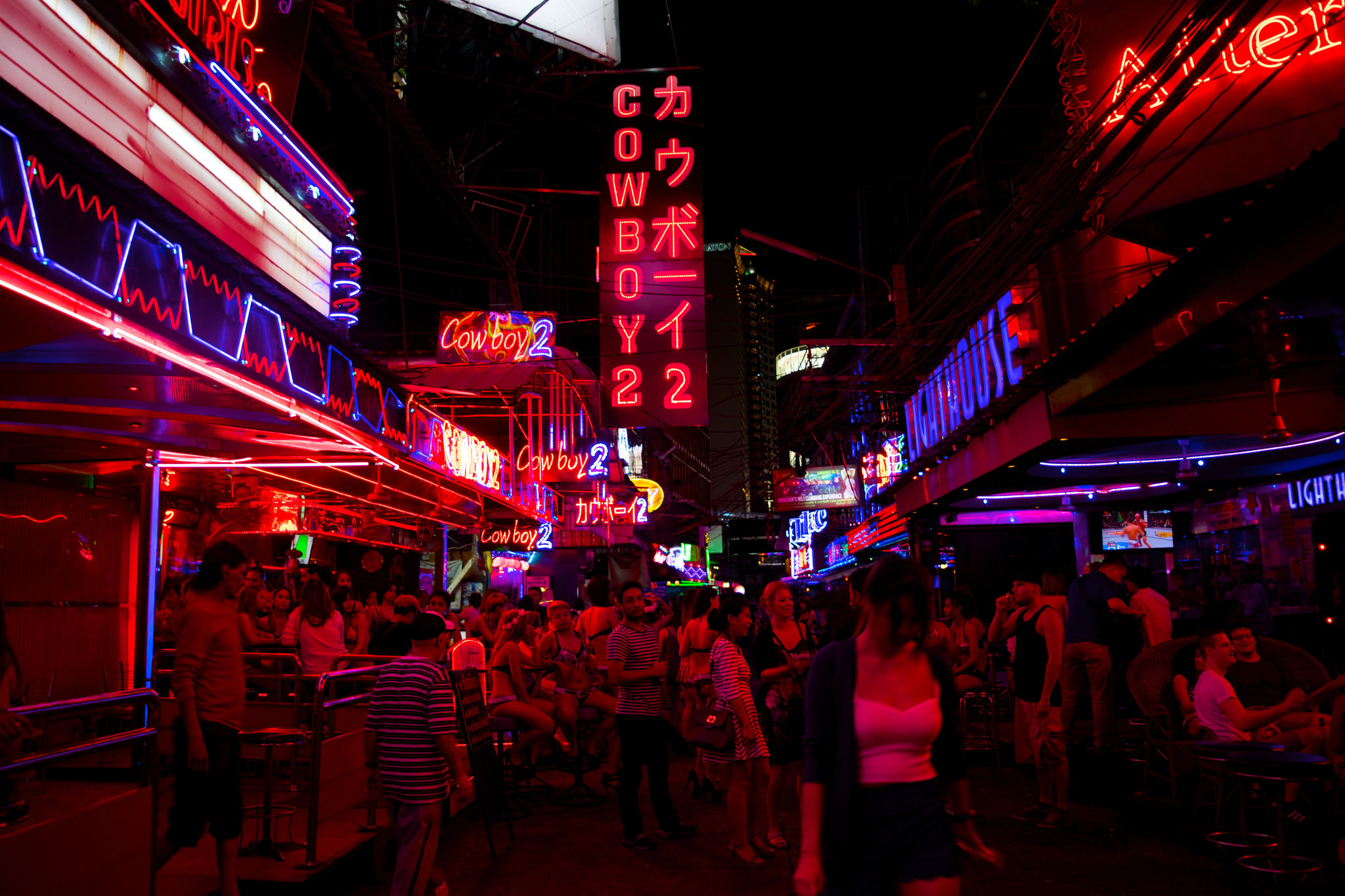 A Guide To Bangkok S Red Light Districts
