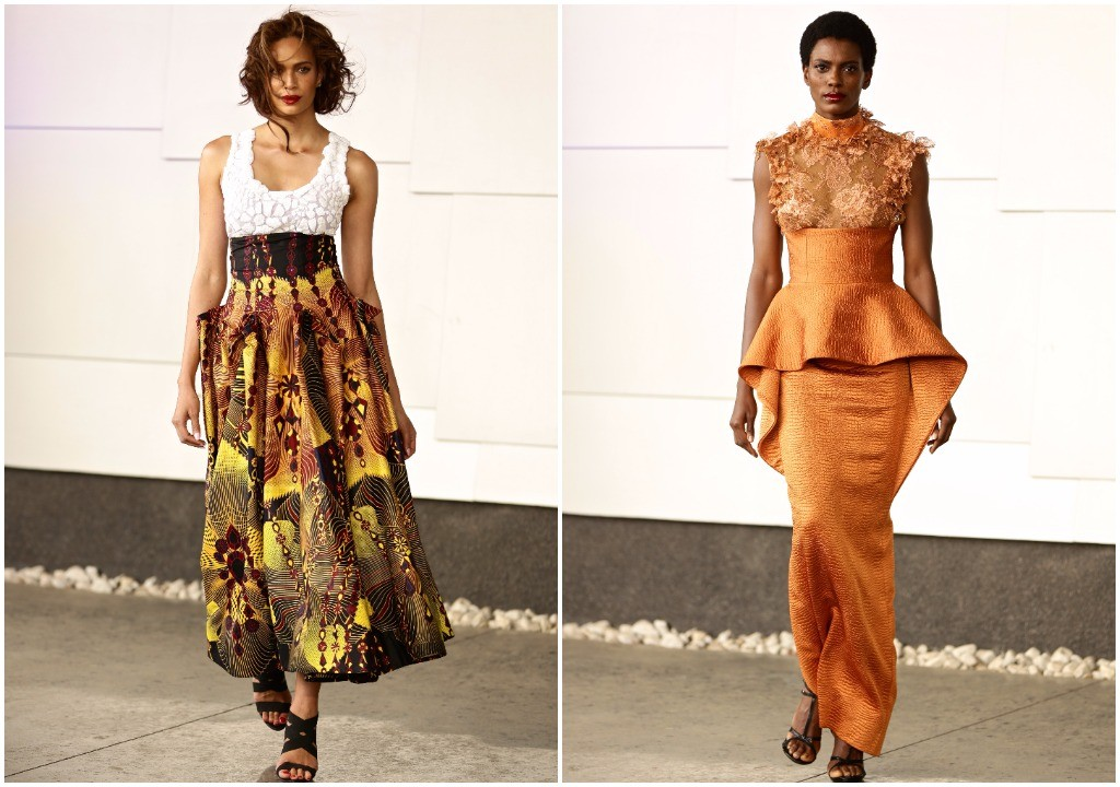An Introduction To David Tlale South Africa S Eclectic Designer